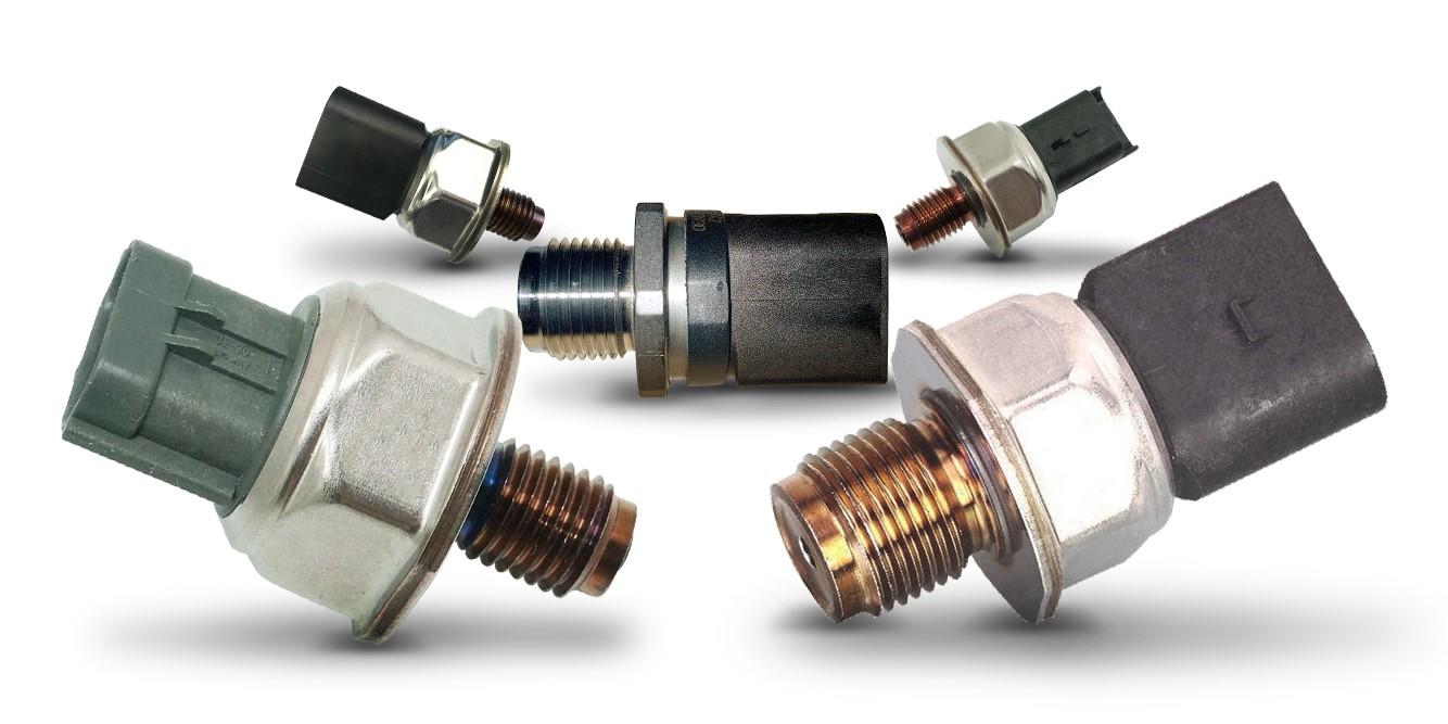 Goss - Fuel Rail Pressure Sensors